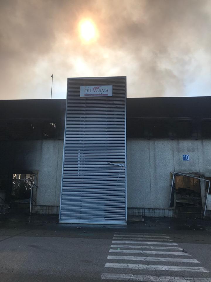 bitways incendio lotras faenza