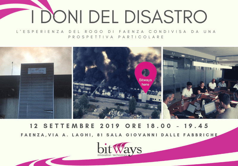 Bitways_I doni del disastro