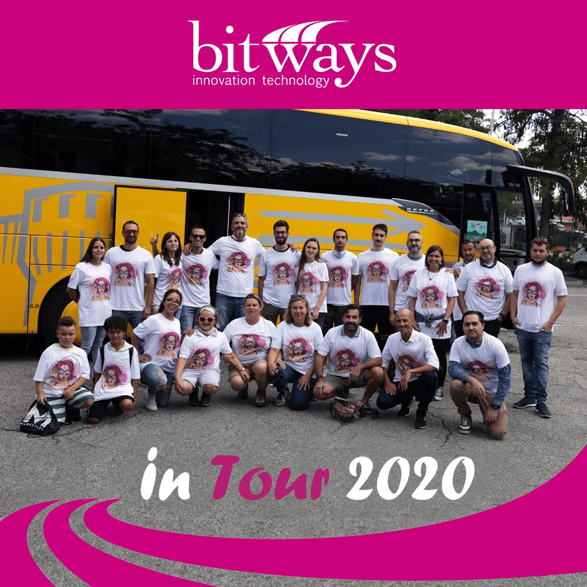 Bitways in Tour 2020